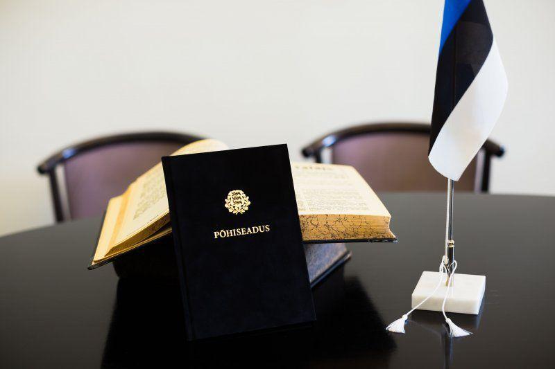 Constitution de la République d'Estonie (Présentation)