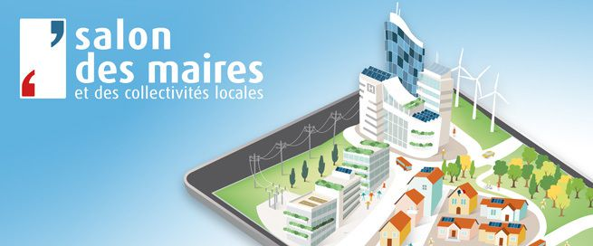 Spéciale Salon des maires 2016. L'actualité territoriale innovante de la semaine 23.