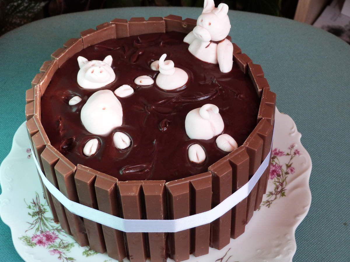 Gâteau d'anniversaire pour Camille