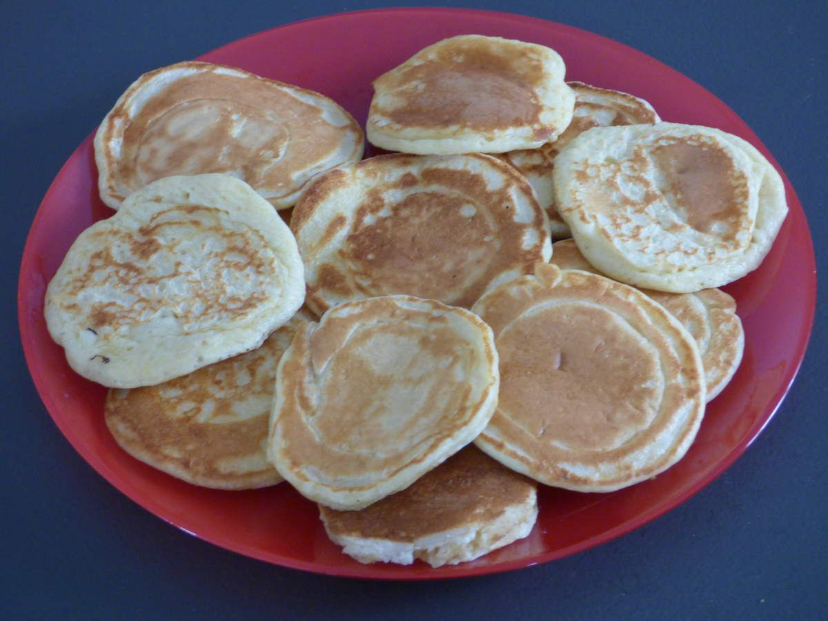 BLINIS THERMOMIX