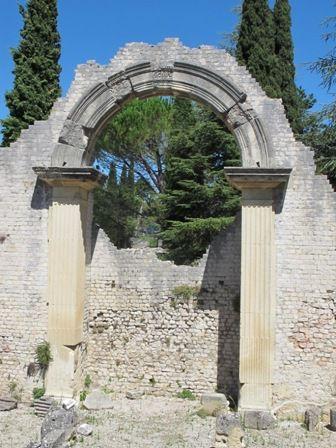 La cité romaine ....