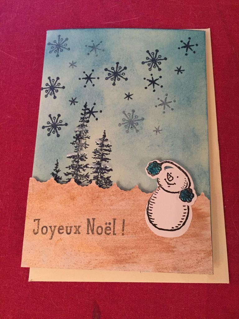 Cartes de Noël (groupe Facebook)