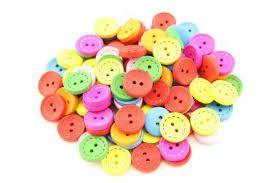des boutons