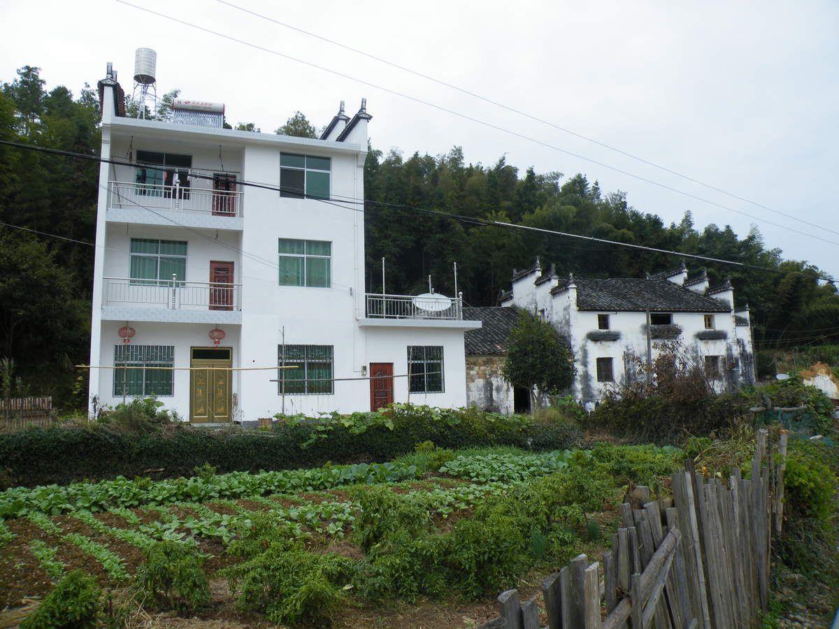 maison typique de style Huizhou