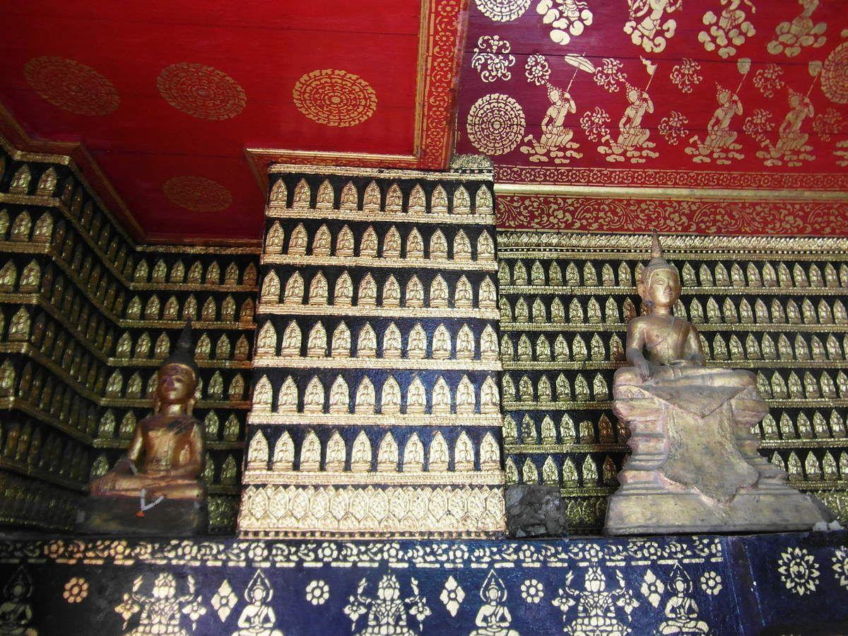 Quelques images du Vat Xiengthong avec son arbre de vie