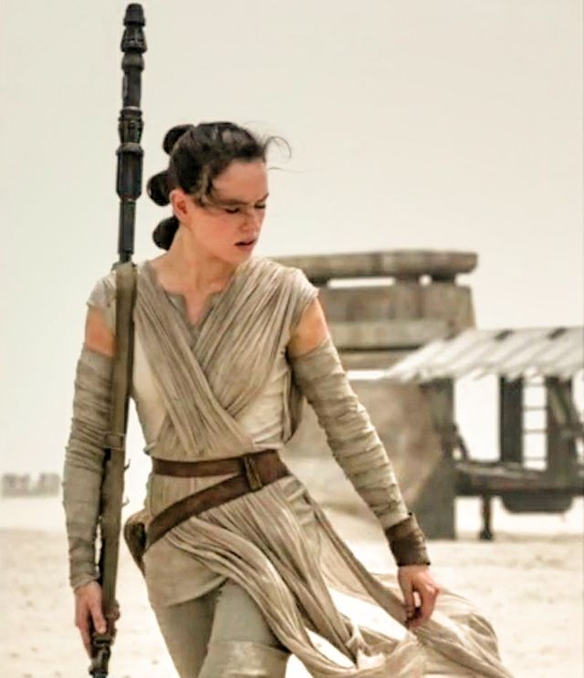 Rey : mon personnage préféré dans le film !