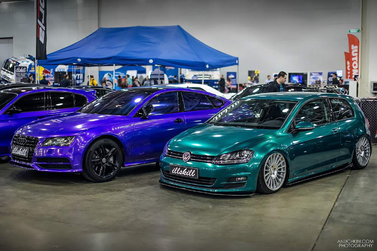 MOSCOW TUNING SHOW 2015