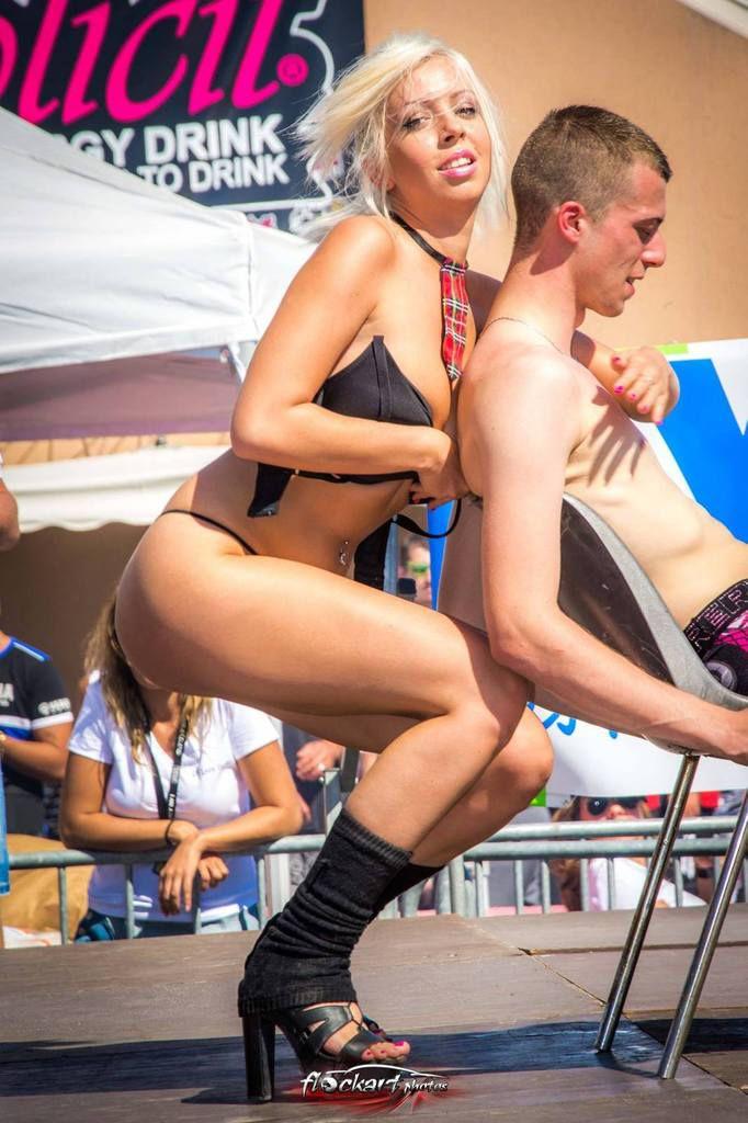 CAP D'AGDE MOTOR FESTIVAL 2015, SPÉCIAL SEXY GIRL