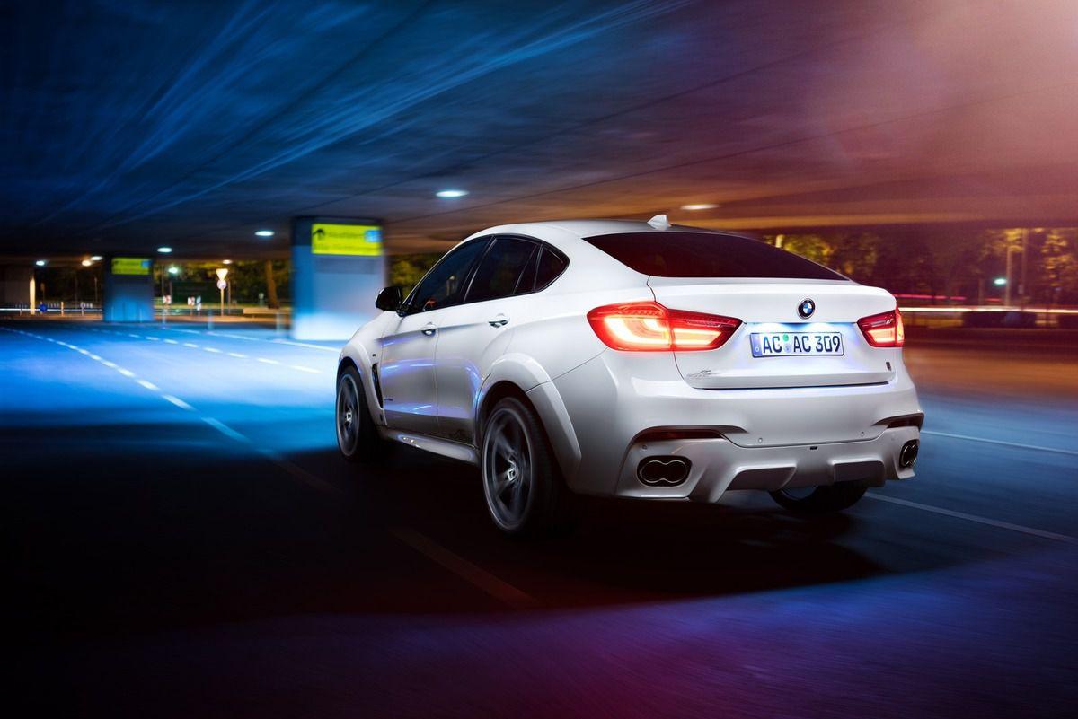 ESSEN 2015, BMW X6 FALCON PAR AC SCHNITZER