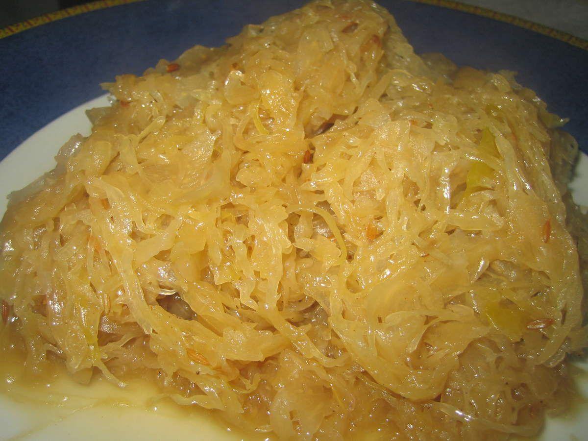 Choucroute alsacienne comment pr parer le chou emma - Cuisiner choucroute cuite ...