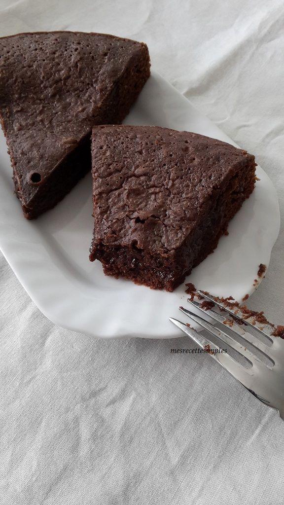 Un gâteau simple à faire