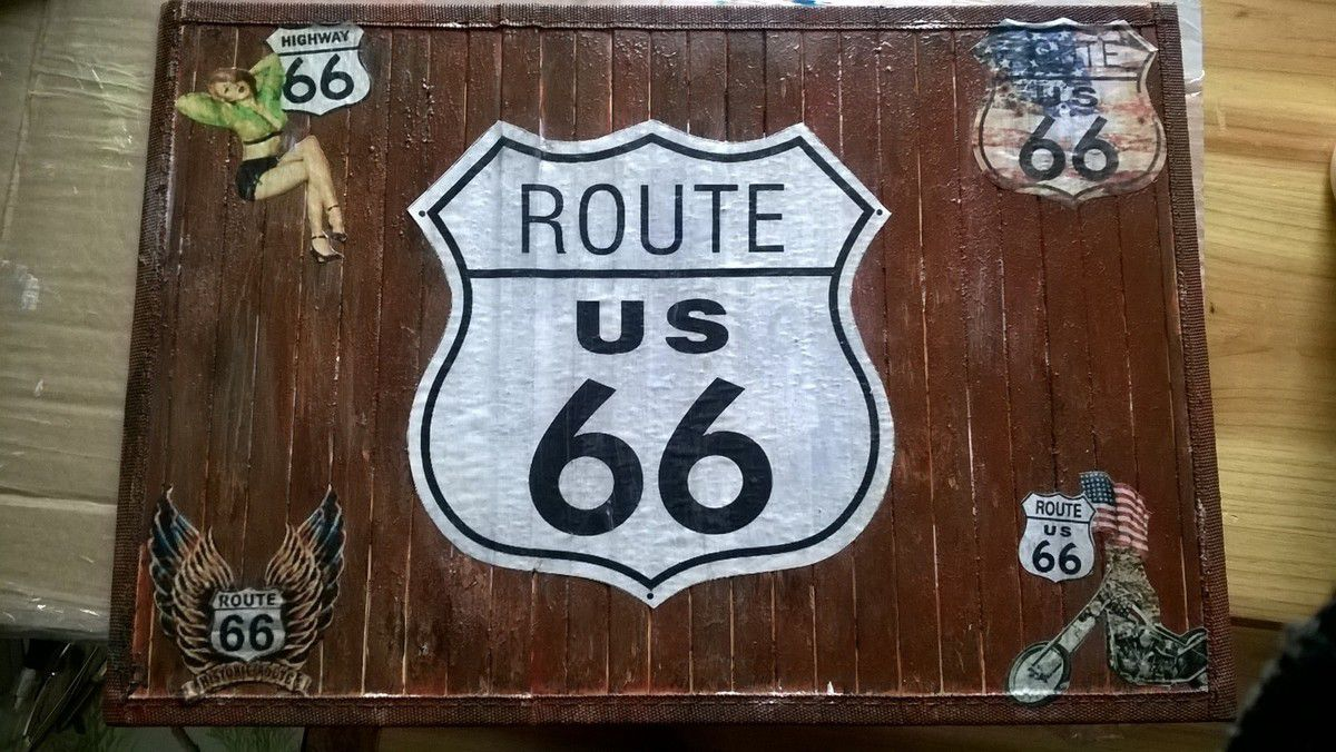 yes!!! route66