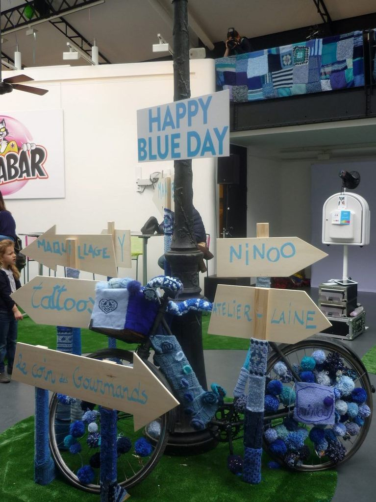 HAPPY BLUE DAY Edition 2016
