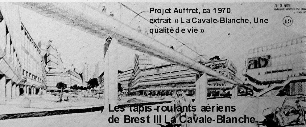 LA CAVALE BLANCHE A BREST (1975-2015)