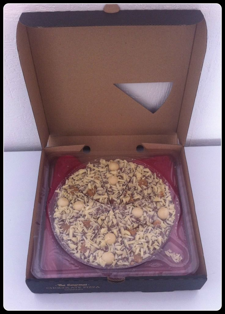 The Gourmet Chocolate Pizza Compagny