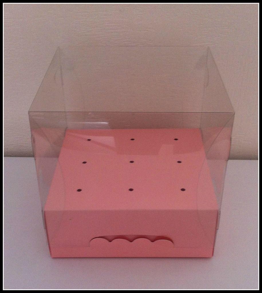 Boîte à cakes pops