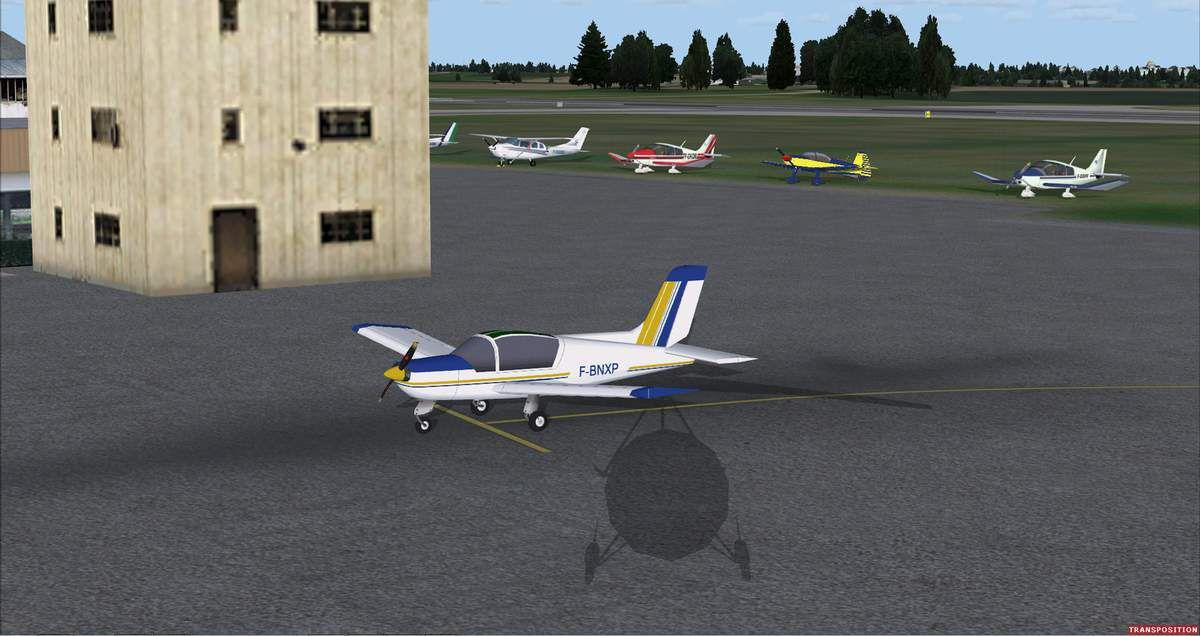 France Traffic Aéroclub Bretagne