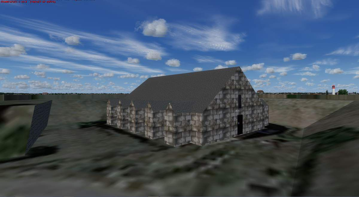 Le Bastion St-Nicolas