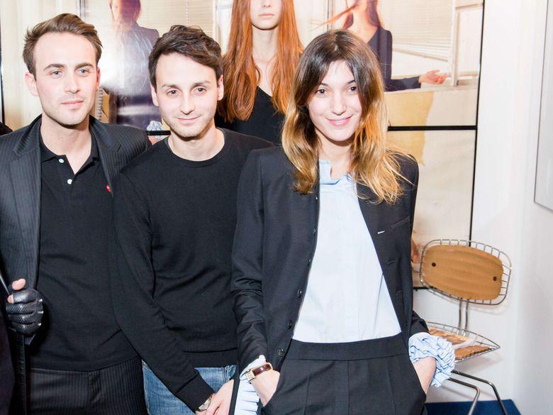 Arnaud Vaillant, Sebastien Meyer & Lolita Jacobs