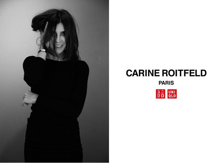 CARINE ROTFEILD: LA WORKING WOMAN MANNIA