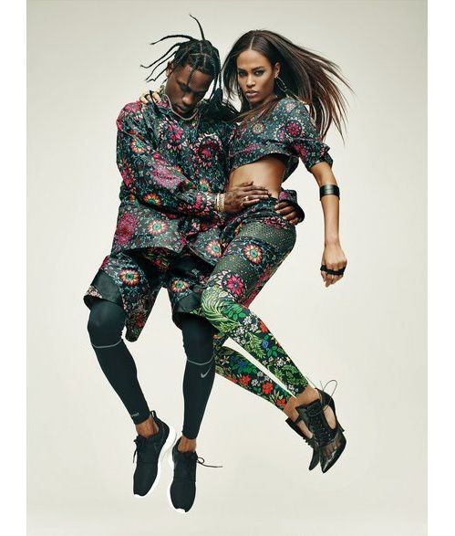 A$AP ROCKY & JOAN SMALLS