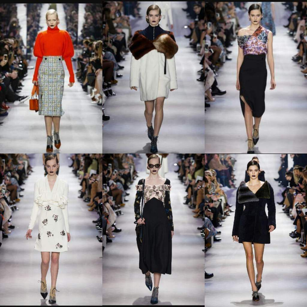 Le plus working girl : Dior
