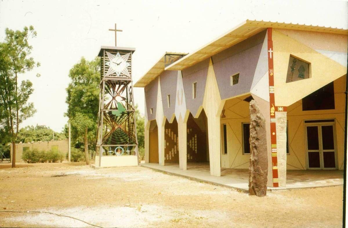 La Chapelle du petit séminaire de Koulikoro