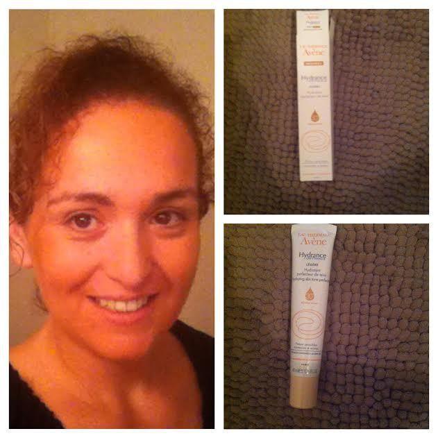 Hydrance Optimale d'Avène, Perfecteur de teint : ma 1ère impression