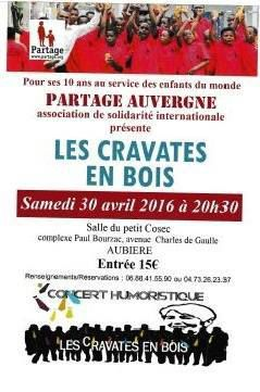 Culture et actions solidaires