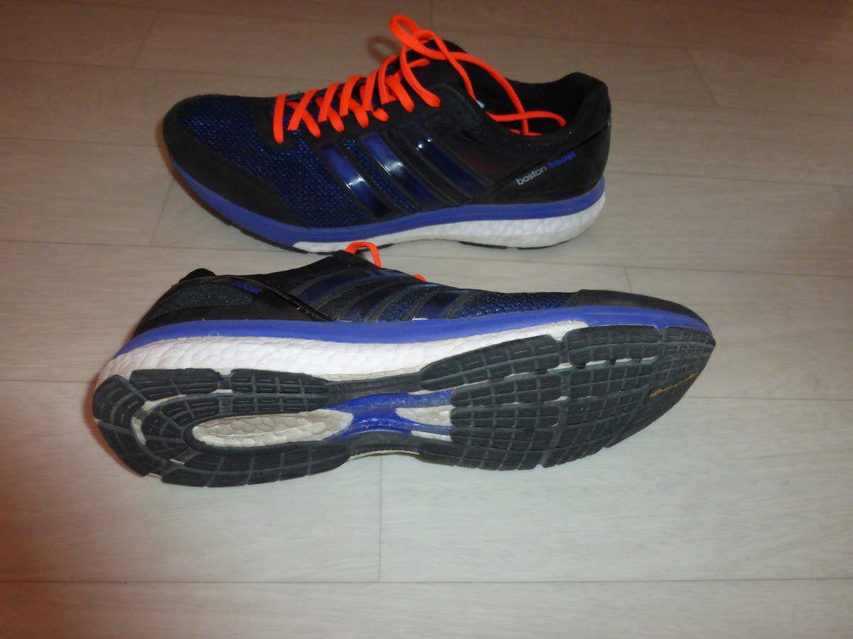 Test Adizero Boston 5 boost Mon Blog Running