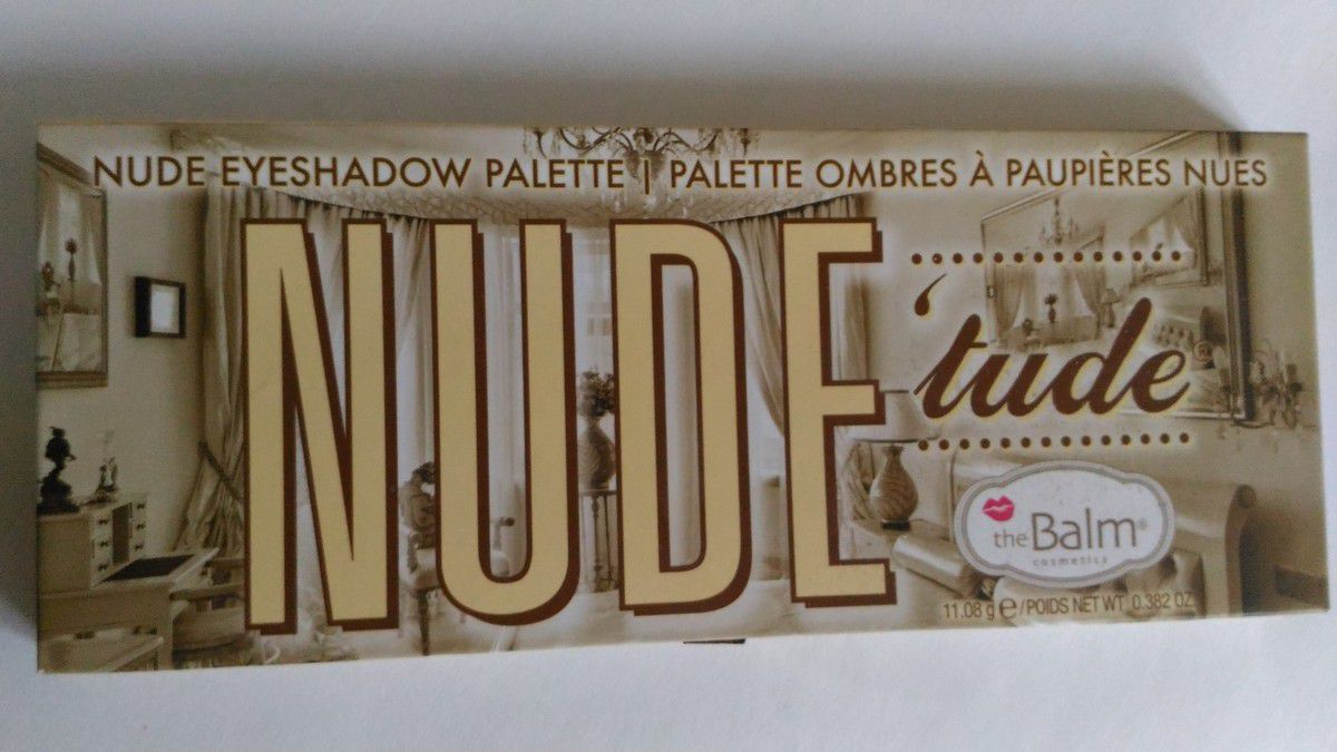 Nude'tude - THE BALM