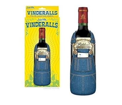 La salopette pour bouteille de Vin