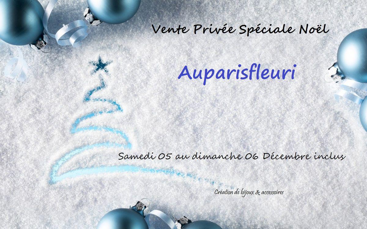Vente Privée Spéciale Noël
