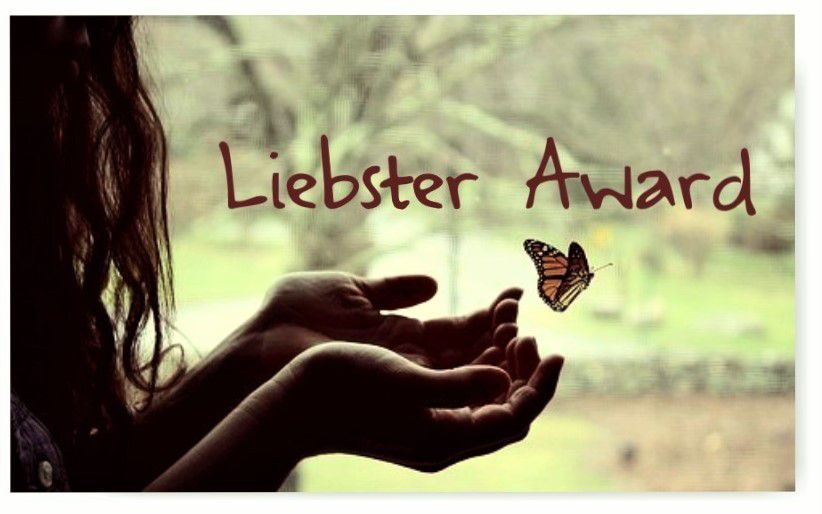 Liebster Award ~ 2
