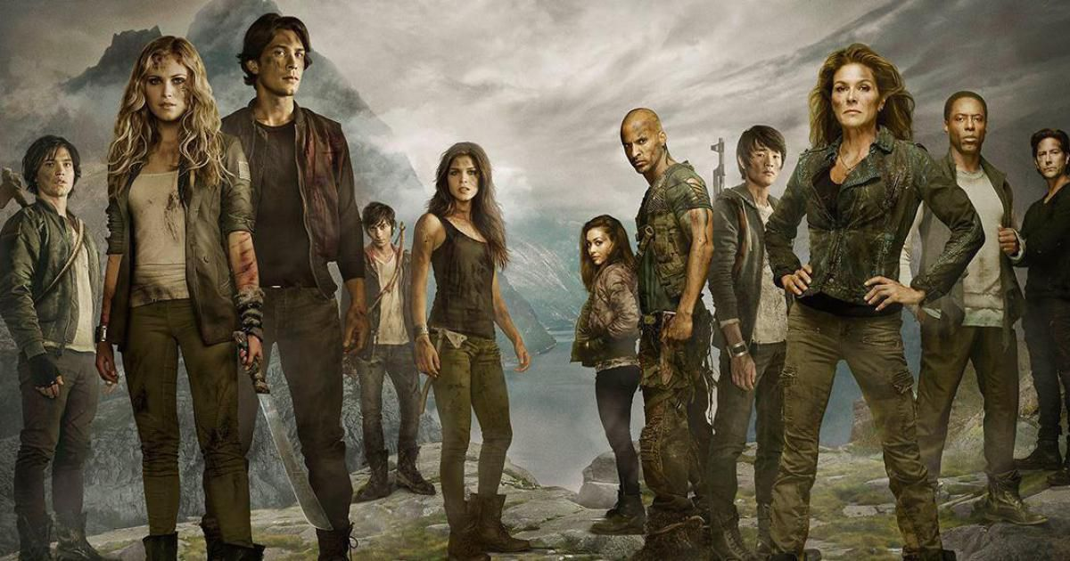 ~ The 100 ~