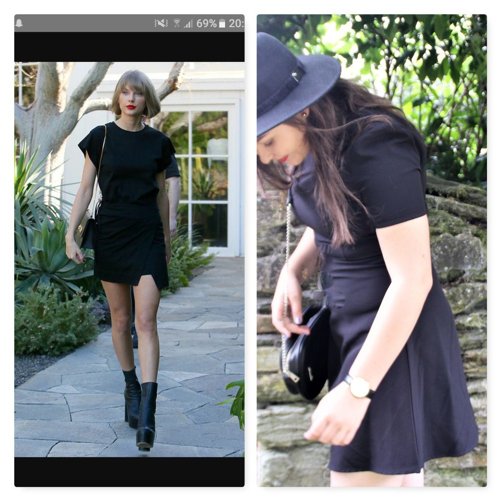 Get the look ! / Taylor Swift