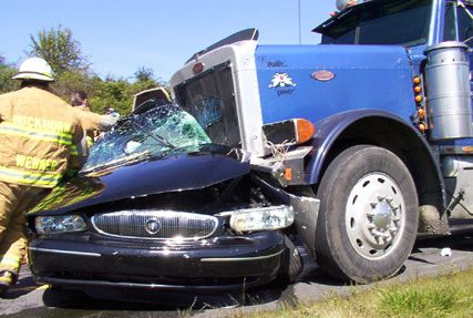 Truck Injury Attorney for Seeking Justice