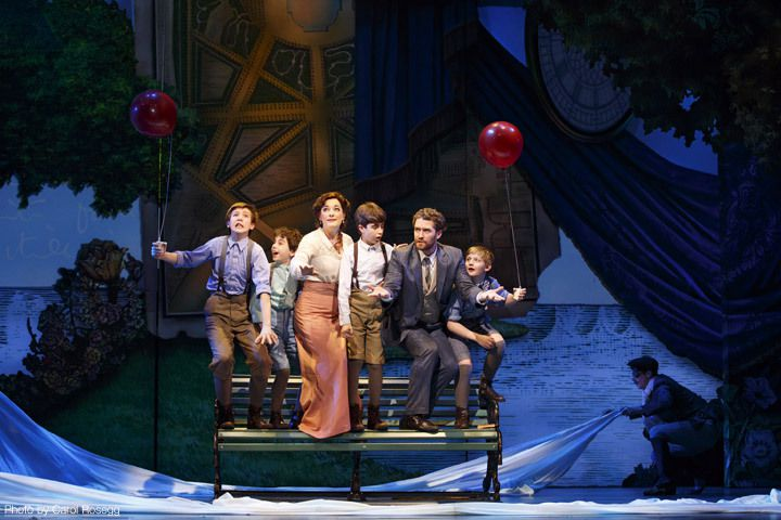 Crédit image Finding Neverland The Musical