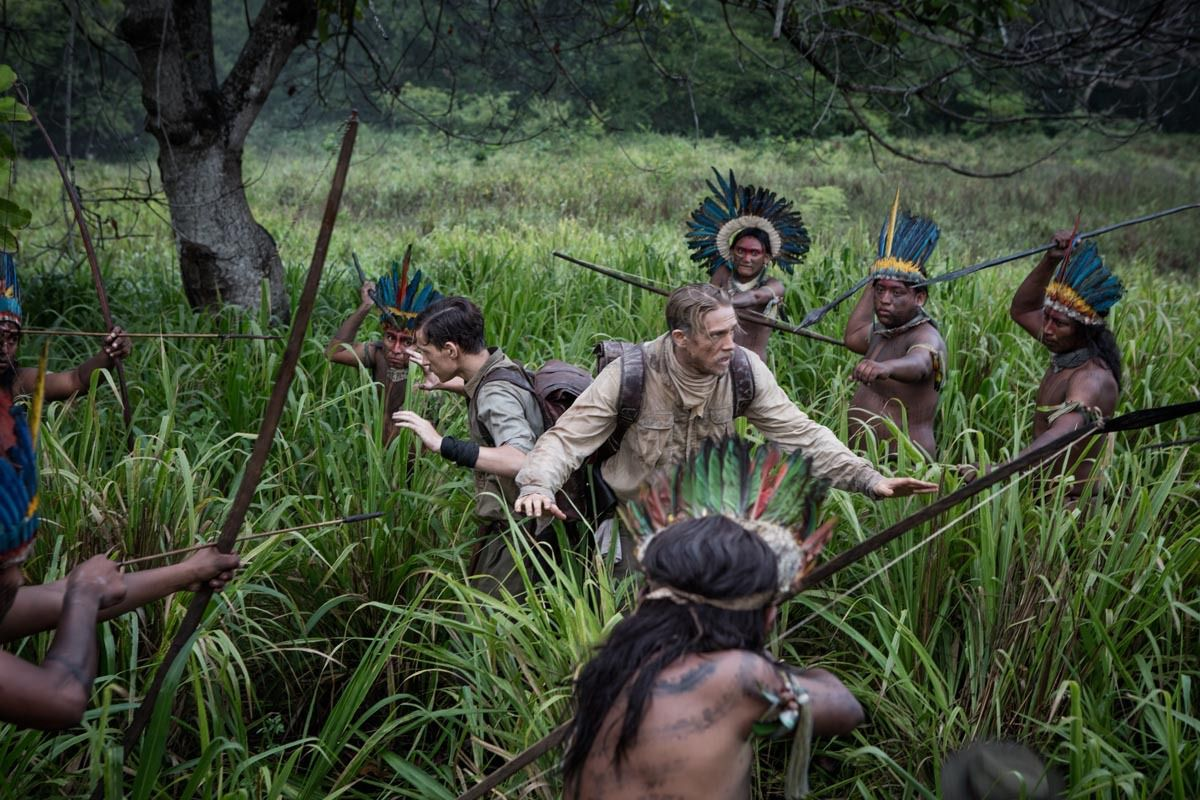 The Lost City of Z - 2017, James Gray