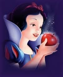 LA POMME J ADORE!THE APPLE I LOVE IT!