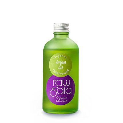 Huile d Argan bio Raw Gaia-Organic Argan Oil  from Raw Gaia