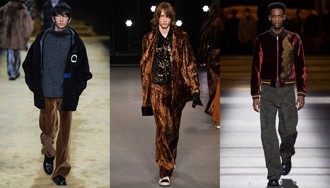 Fendi,Topman Design,Dries Van Noten