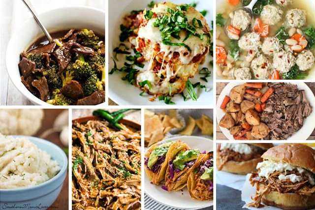 "20 recettes de cuisines Paleo-20 Paleo  slow cooker recipes ""Southern Mom Loves"""