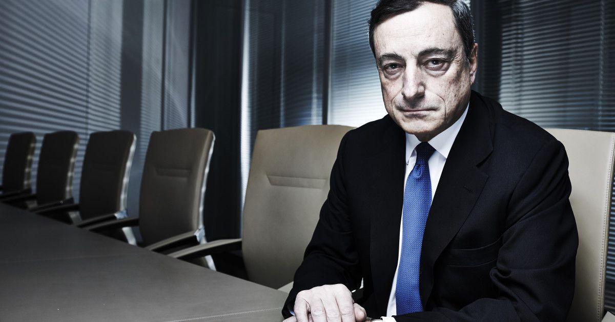 Mario Draghi est plus que jamais à la croisée des chemins