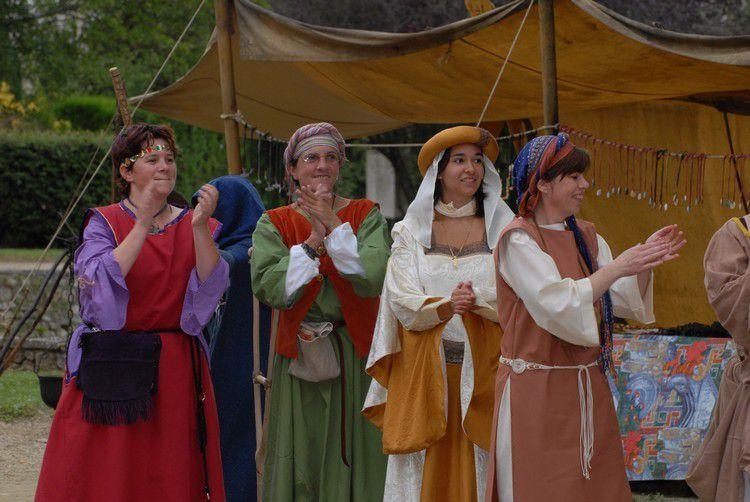 Fête de la Guilde d'Harcourt à Chauvigny : édition 2007