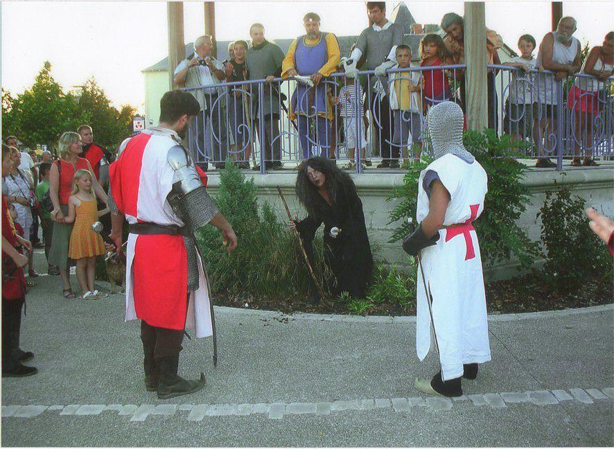 Fête de la Guilde d'Harcourt à Chauvigny : édition 2009