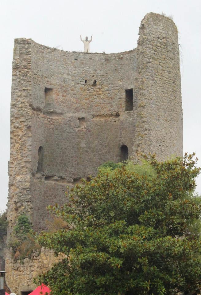 Fête médiévale au château du Chatelier à Paulmy - 8 et 9 Août 2015
