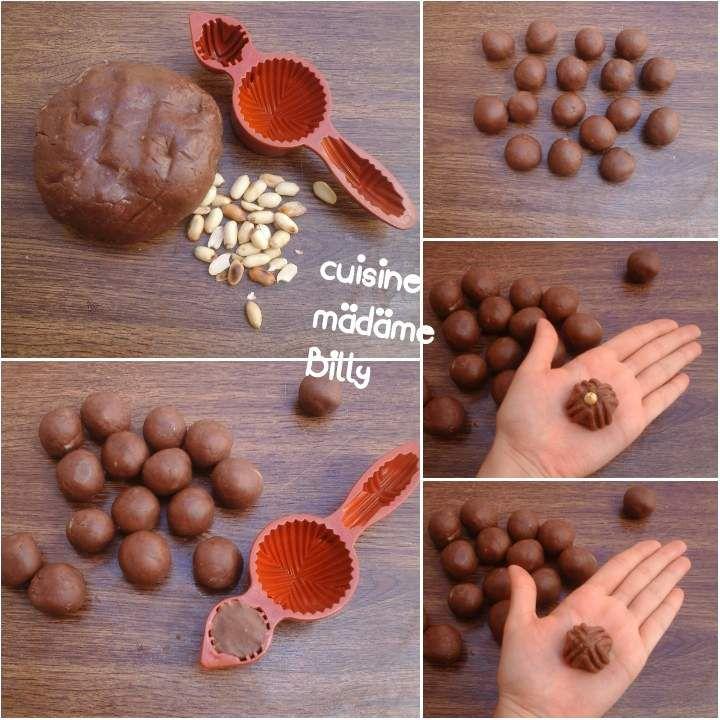 Biscuit sans cuisson بسكويت بدون طهي