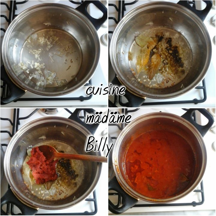 sauce tomate صلصة طماطم