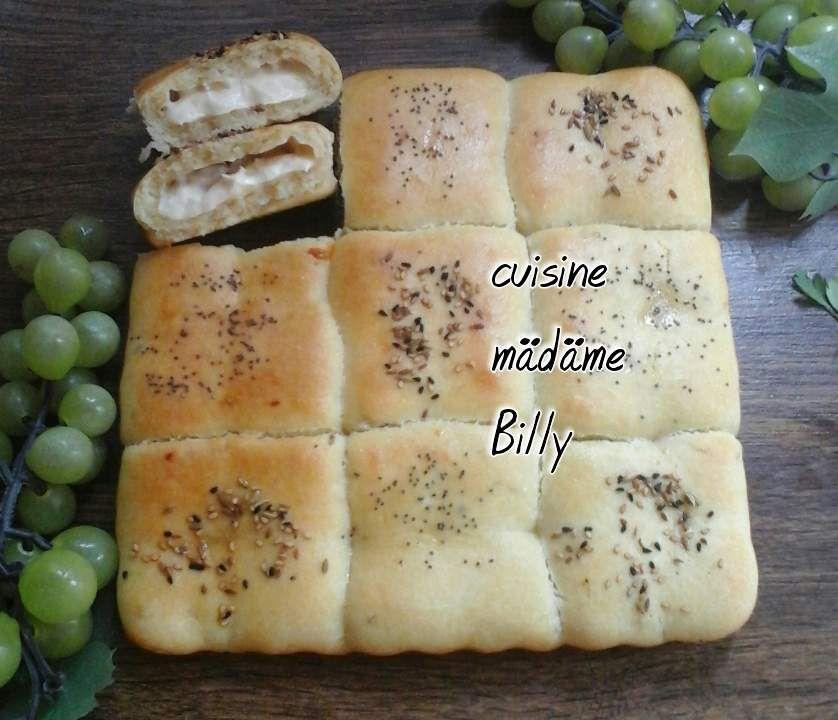 Pain moelleux au fromage خبز بالجبن
